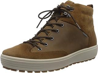 ECCO Herren Soft 7 Tred Camel Sneaker