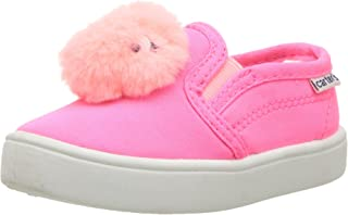Carter's Kids Tween Girl's Casual Slip-on Sneaker,