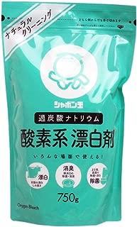 シャボン玉 酸素系漂白剤 750G【3個セット】