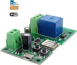 Dynamovolition Mini XH-M131 DC 5V Control de interruptor de fotoresistor M/ódulo de sensor de luz M/ódulo de rel/é Control de brillo autom/ático