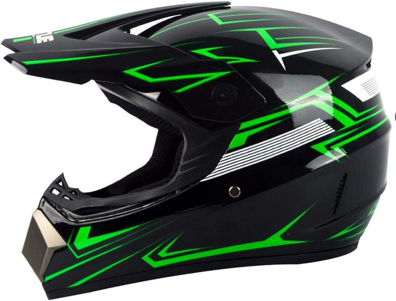 CHLDDHC shopping Motocross Helmet Gloves Oakland Mall Mask and DOT of 4 Set Goggles