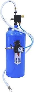 TOPENS Soda Blaster 15LB Soda Sand Blaster, Portable Air Abrasive Media Blaster with Refilling Port Soda Mouth