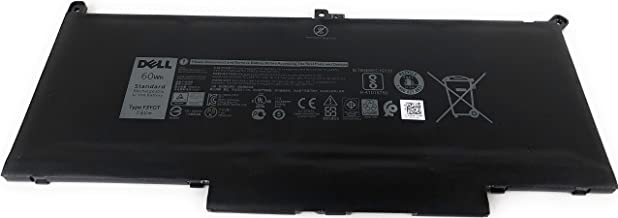 Genuine Dell Battery 7.6V 60Wh for Latitude 7280 7480, Battery Type F3YGT-1