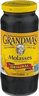 Grandma's Original Molasses All Natural, Unsulphured - 12 Fl Oz