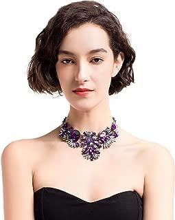 Best purple costume necklace Reviews