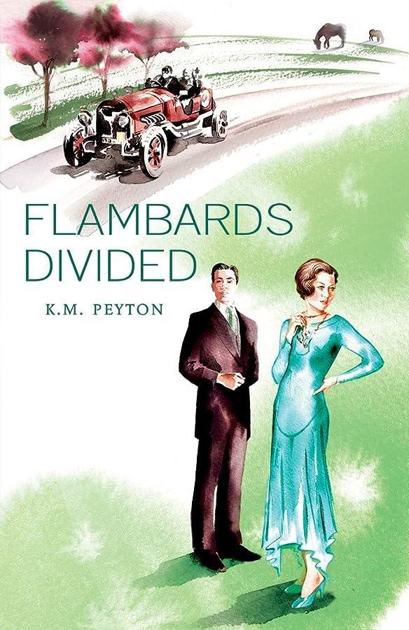 リーズ壮大社会Flambards Divided (English Edition)