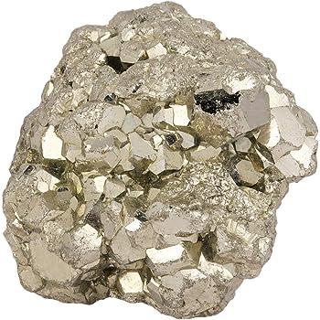 Pyrite Chispas Pierre Brute du P/érou 3 cm Naturelle Pour les collectionneurs