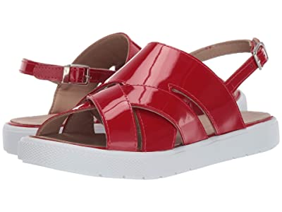 Elephantito Punta Sandal (Toddler/Little Kid/Big Kid) (Red) Girls Shoes