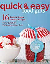 Quick & Easy Food Gifts: 16 Simple Holiday Recipes + Our EASIST Packaging Ideas Ever