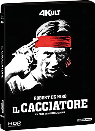 "Il Cacciatore (Bd 4K + Bd) ""4Kult"""
