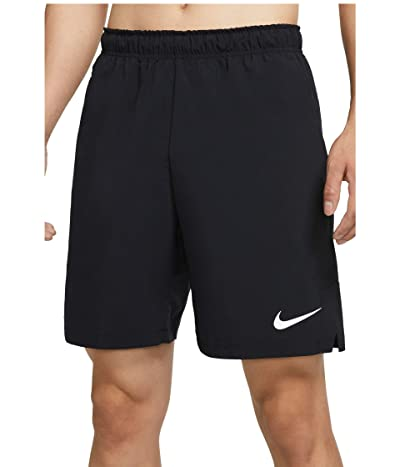 Nike Flex Shorts Woven 3.0 (Black/White) Men