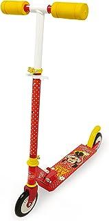 Smoby - Scooter Minnie Mouse para niñas, Color Rojo (450172)