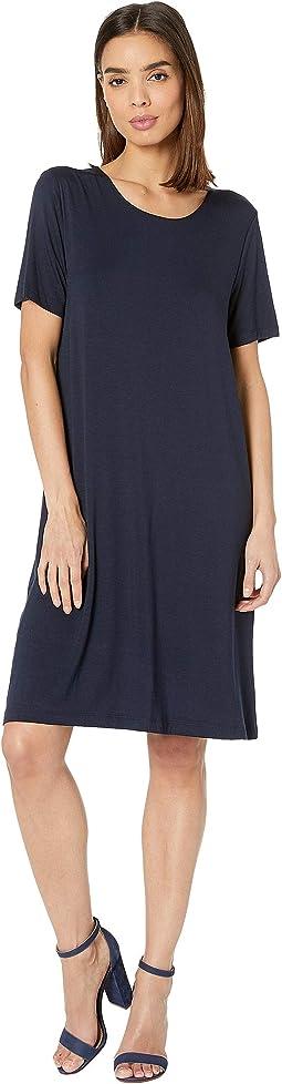 Short Sleeve Abby Shirtdress