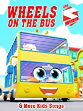Wheels On The Bus and More Kids Songs - Super Supremes