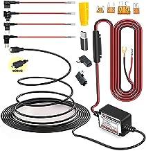 15ft Micro USB & Mini USB Dash Cam &Type-C Hardwire Kit w. Mini(ACS)/LP Mini(ACN)/ATO(ATC or ACU)/Micro2(ACZ) Fuse, Micro ...