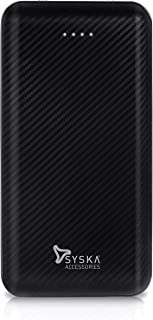 Syska 20000 mAh Li-Polymer P2006J Power Core200 Power Bank (Black)