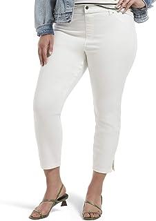 بنطلون جينز ضيق ضيق ضيق من قماش الجينز فائق النعومة للنساء من HUE