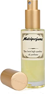 Tuscan Leather Type Tom ford Impression By Matchperfume 1.7 oz Oil Spray Perfume For Women and men Type Alternative Cologne Quality Fragrance Oils.