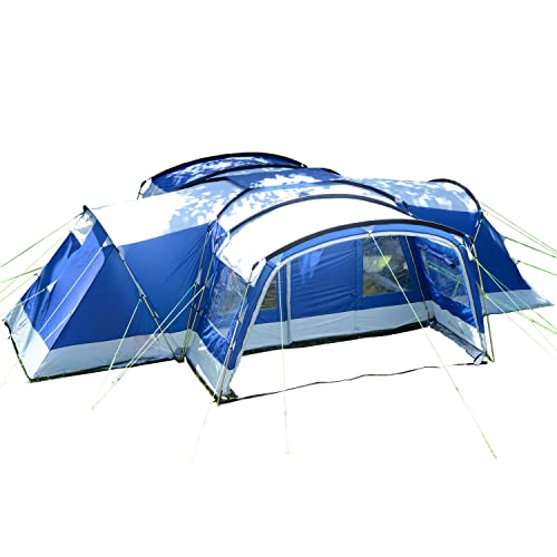 more photos e9e76 bf89a 8 Man Tents: Amazon.co.uk
