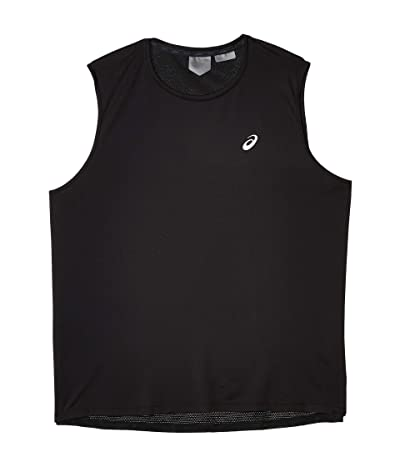 ASICS Race Singlet (Performance Black) Men
