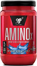 BSN Nutrition Amino X Muscle Building Support Powder Supplement with Vitamin D Vitamin B6 and Amino Acids Blue Raspberry 435 g 30 Servings Estimated Price : £ 15,95