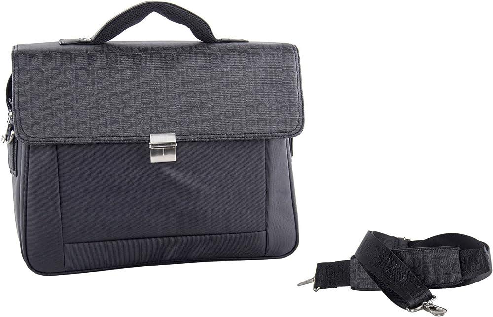 Pierre cardin,cartella professionale,borsa porta pc VH36