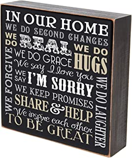 LifeSong Milestones in Our Home We Do Second Chances Wedding for Couple, Housewarming Gift Ideas for Mr. and Mrs. Shadow Box 6