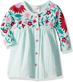 Masala Baby Baby Girls Organic Aasha Dress