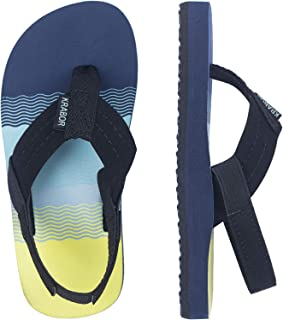 Sponsored Ad - FITORY Kids Flip Flops, Boys Thong Girls Sandals with Back Strap for Beach(Toddler/Little Kid)