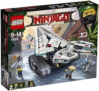 LEGO Ninjago Movie Ice Tank 914pcs Age 9-14 (70616)