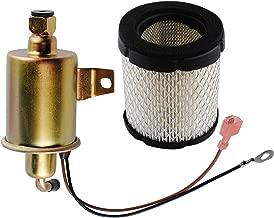 140-3280 Air Filter For Onan Cummins with 149-2311 Fuel Pump Generator Micro Quiet 3600 4000 48-2017 149-2311 149-2311-02 4Kw RV