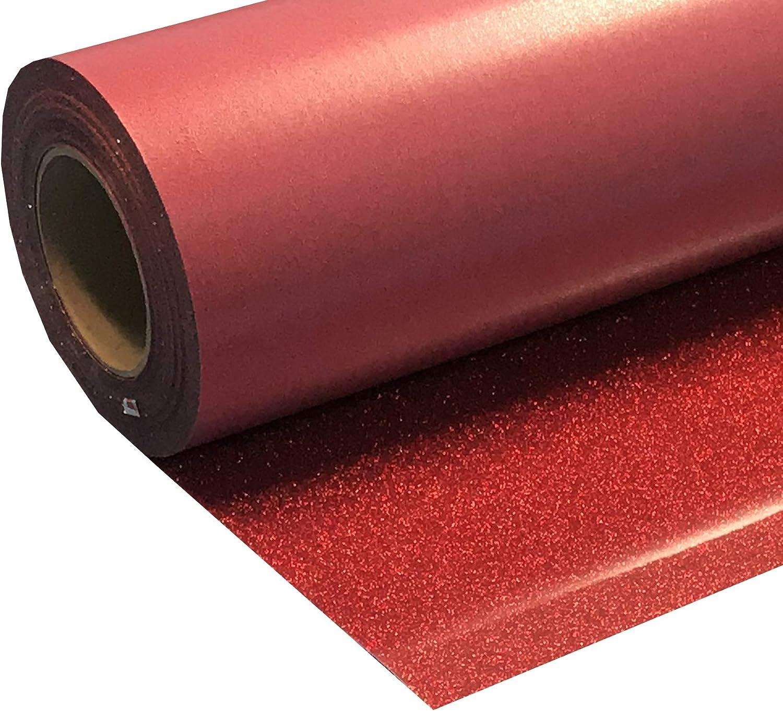 Red Siser Glitter 20
