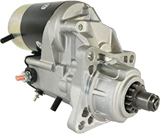 DB Electrical SND0038 New Starter for Dodge Ram Pickup Truck 5.9L 5.9 95 96 97 98 99 00 01 02 1994 1995 1996 1997 1998 1999 2000 2001 2002 Cummins B-Series Diesel 94-On ND228000-2292 ND9722809-229