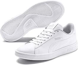 basket puma blanc femme