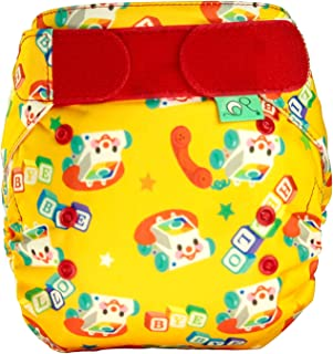 TotsBots Easyfit Star Chatterbots Reusable Washable Nappy from 8lbs to 35lbs