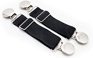 Dadidyc Multi-Purpose Boot Straps and Pant Clips Boot Clips- Boot Snugs Pant Clips, Pant Stirrups for Smooth Jeans in Boots