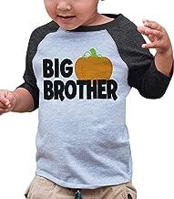 7 ate 9 Apparel Youth Big Brother Halloween Shirt