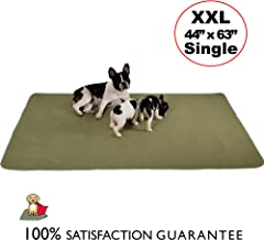 Millie Mats Puppy Pads Washable Dog Training Pee Pads Absorbent Use in Whelping, Crate, Car, Carpet, Furniture. for Incontinent Senior or Sick Pets.