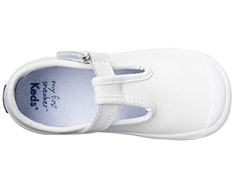 417c7ff6cd94 Keds Kids Champion Toe Cap T-Strap 2 (Infant Toddler) at Zappos.com