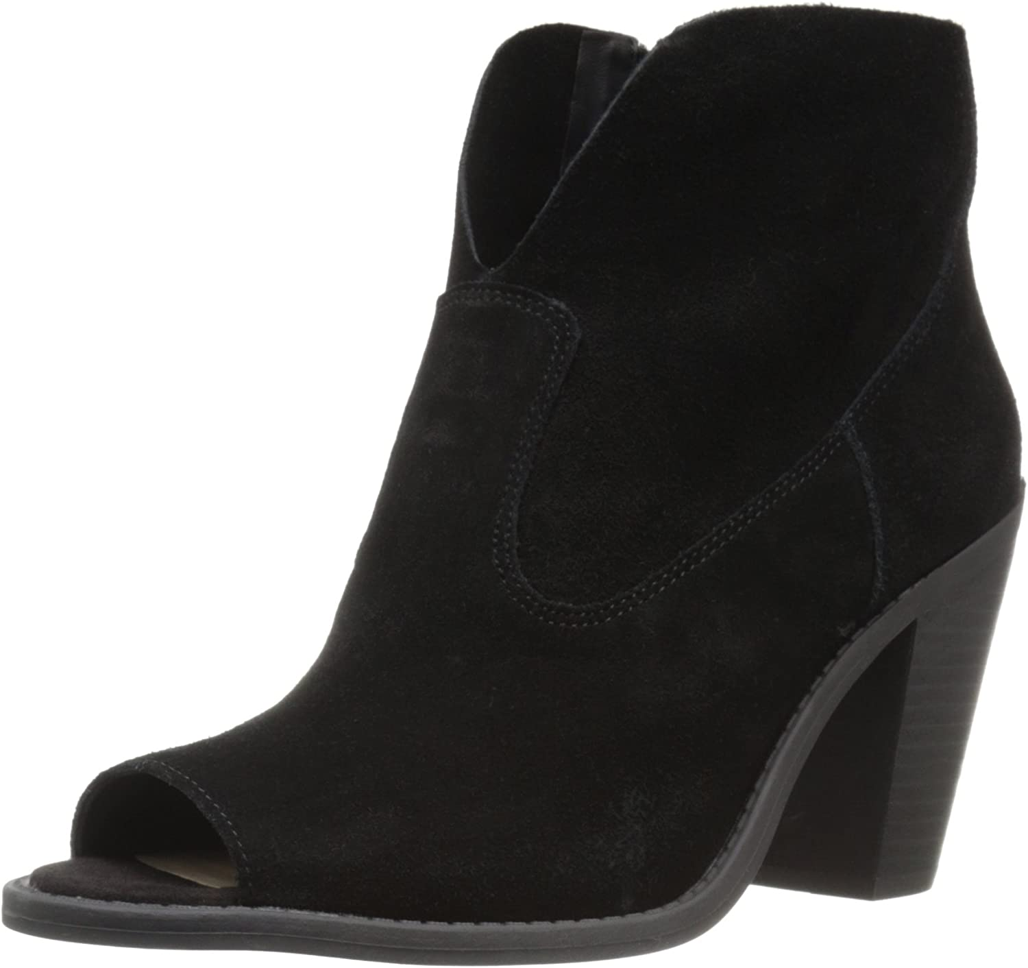 Jessica Simpson Womens Chalotte Ankle Bootie