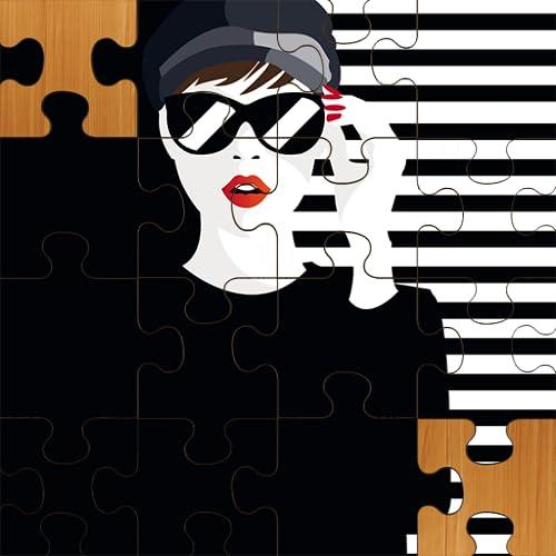 Puzzle Jigsaw Fashion and Beauty