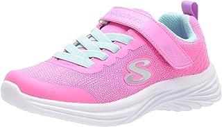 Skechers Unisex-Child Dreamy Dancer-Radiant Rogue Sneaker