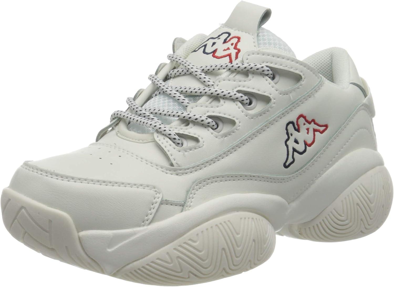 Kappa Women's 100% quality warranty Sneakers Low-Top Over item handling