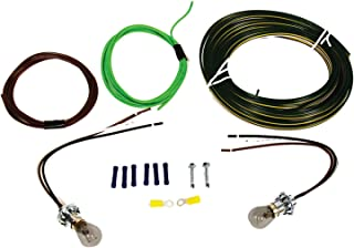 Blue Ox BX8869 Tail Light Wiring Kit, Bulb and Socket