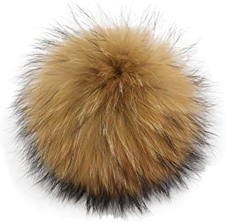 Fur Pom Ball Shoes Boots Hat Handbag Charms DIY Snap Button Primary Color 13