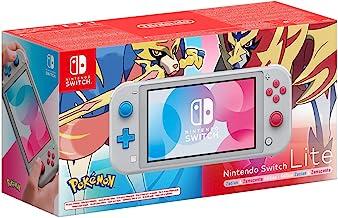 Nintendo Switch Lite - Zacian and Zamazenta Edition console