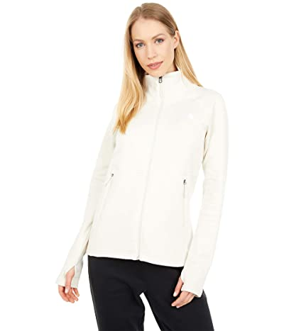 The North Face Canyonlands Full Zip (Vintage White) Women