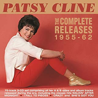 Patsy Cline ?– The Complete Releases 1955-62