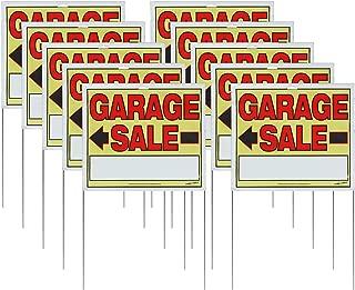 Best rummage sale signs Reviews
