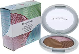 Sunkissed Pearls Bronzer and Highlighter by Elizabeth Arden Warm Pearl / 0.32 oz. 9g